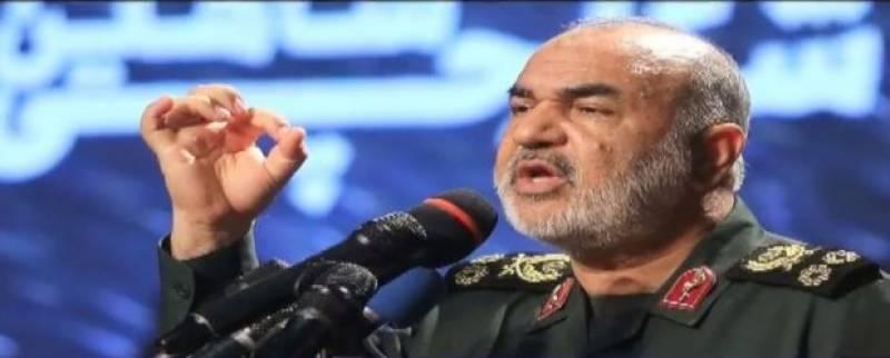 حماس کے حملوں نے مشرق وسطیٰ میں طاقت کا توازن بدل دیا ہے۔سربراہ یرانی پاسداران انقلاب