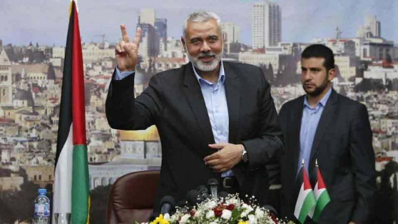 اسرائیل کو شکست دیکر فلسطین اور مسجد اقصیٰ کی آزادی کیلئے راہیں ہموار کر دی ہیں، سربراہ حماس