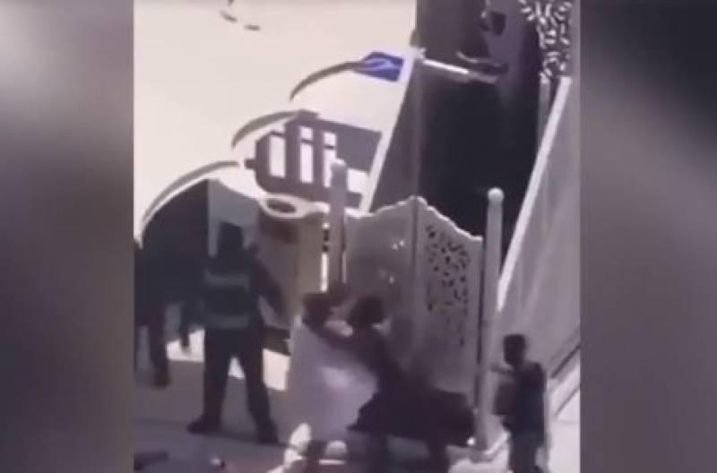امام کعبہ پر حملے کی کوشش ناکام بنا دی گئی
