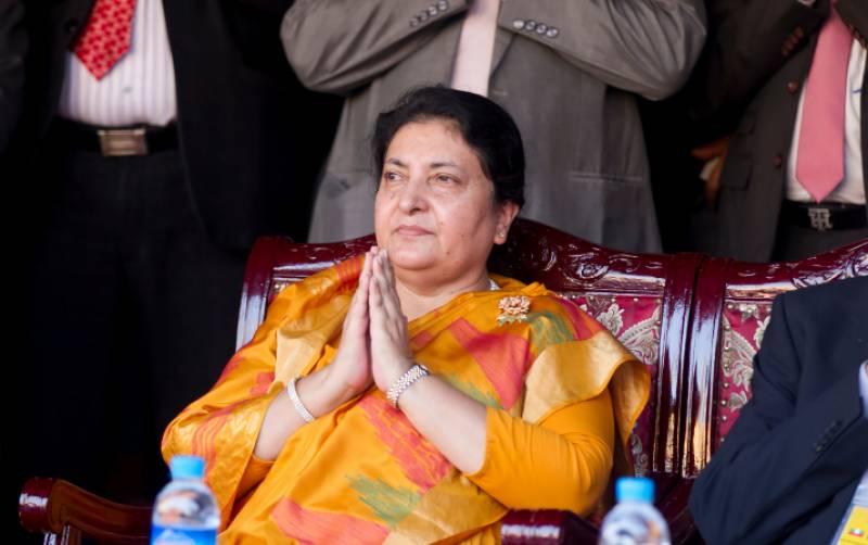 نیپالی صدر نے پارلیمینٹ تحلیل کر دی، نومبر میں نئے انتخابات کا اعلان