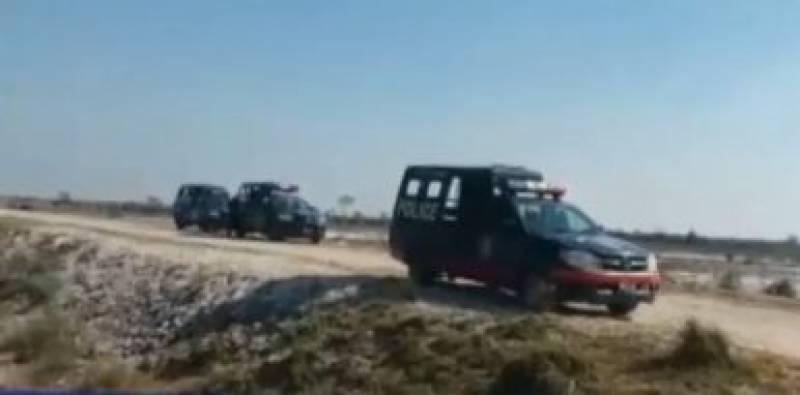 سندھ کے دور افتادہ علاقے میں ڈاکوؤں کا حملہ ، تین پولیس اہلکار شہید ہوگئے