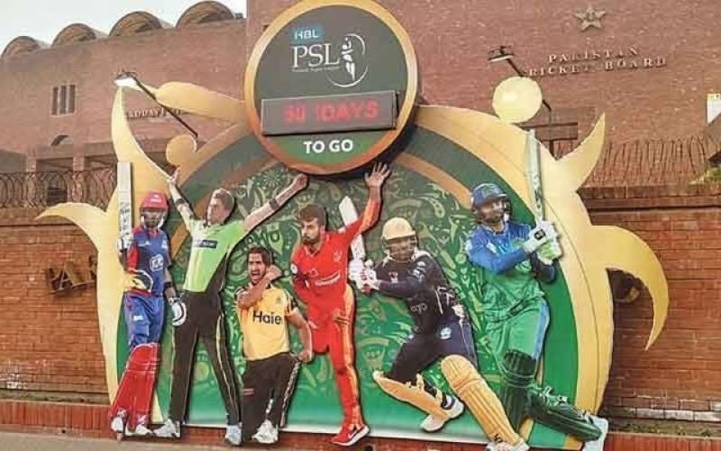 پی ایس ایل میں شرکت کیلئے 10 سری لنکن کھلاڑی کو پاکستان لانے کی خصوصی اجازت مل گئی