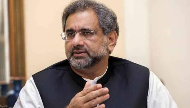 ن لیگ میں چوہدری نثار کی کوئی جگہ نہیں، شاہد خاقان عباسی