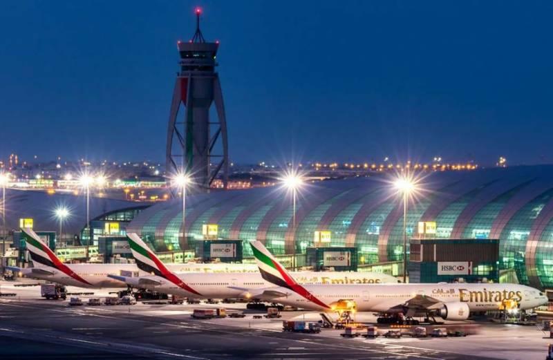 این سی او سی کا یو اے ای سے پاکستان پہنچنے والے مسافروں کا دوبارہ کورونا ٹیسٹ کرنے کا فیصلہ