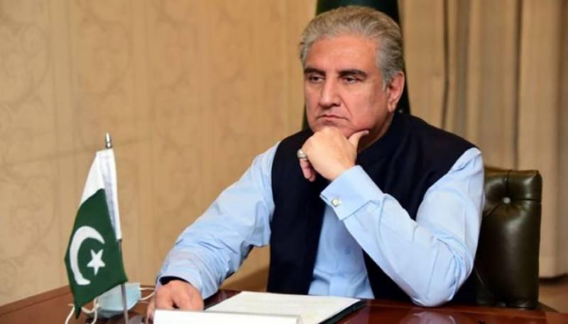 اپنے ہمسایہ ممالک کے ساتھ امن چاہتے ہیں ، لوگوں کو سمجھنا چاہیے ،شاہ محمود قریشی