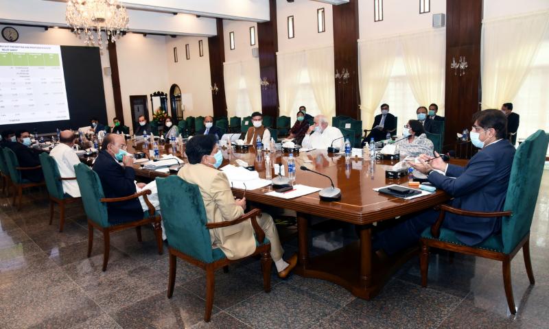 قبل از وقت ریٹائرمنٹ پر پابندی، سندھ کابینہ نے پنشن اصلاحات کی منظوری دیدی