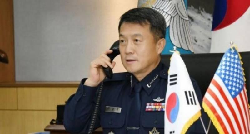 جنوبی کوریا، سینیئر افسر کی زیادتی پر خاتون اہلکار کی خودکشی، ایئر چیف مستعفی