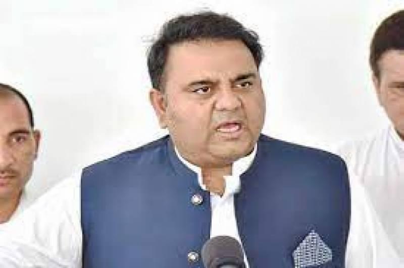 پی پی ،ن لیگ میں طلاق ہوگئی،فضل الرحمن نکاح پڑھائیں سیاست ان کے بس کی بات نہیں: فواد چودھری