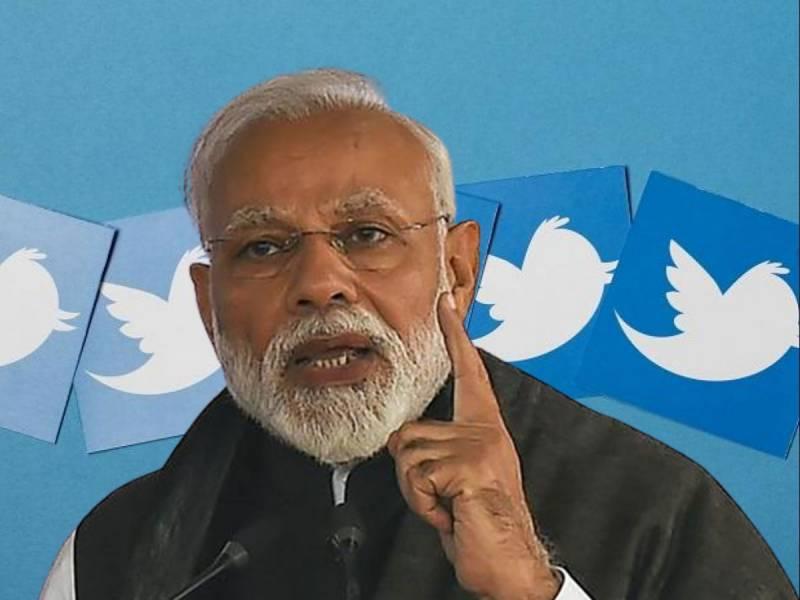 بھارتی حکومت کی سوشل میڈیا قوانین کیلئے ٹوئٹر کو پھر 'وارننگ'