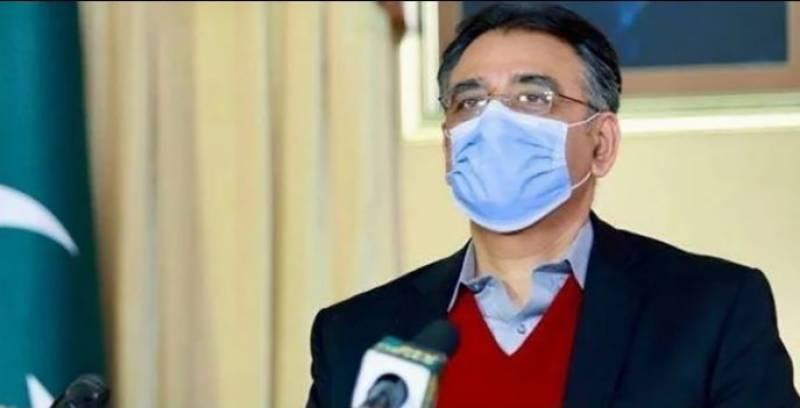 سندھ کے ساتھ امتیازی سلوک نہیں کیا جارہا، اسد عمر