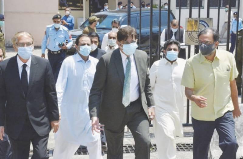 مراد علی شاہ مشکل میں، جعلی اکاؤنٹس کیس میں فرد جرم عائد کرنے کا فیصلہ