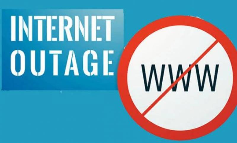 عالمی سطح پر انٹرنیٹ سروس متاثر ، کئی ویب سائٹس ڈاؤن ہوگئیں
