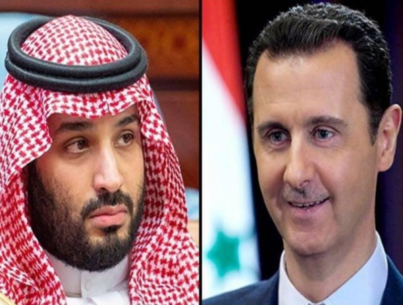 شام اور سعودی عرب تعلقات بہتر کرنے کے قریب پہنچ گئے، الجزیرہ ٹی وی