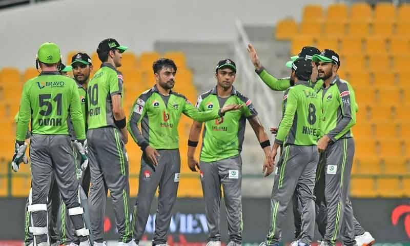 پی ایس ایل 6، لاہور قلندرز نے اسلام آباد یونائیٹڈ کو شکست دیدی