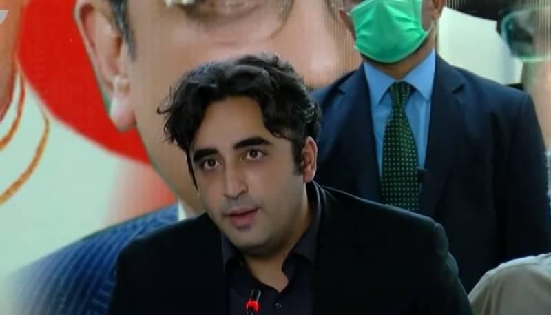 عمران خان نے دوستوں کو نوازنے کیلئے خزانے کو 1000 ارب کا نقصان پہنچایا: بلاول بھٹو