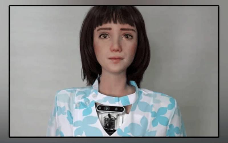 ہانگ کانگ کی کمپنی نے تنہائی کا شکار افراد کیلئے روبوٹ تیار کر لیا