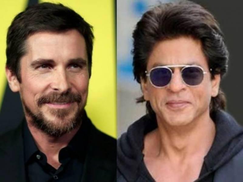 شاہ رخ خان نے ہالی وڈسٹار