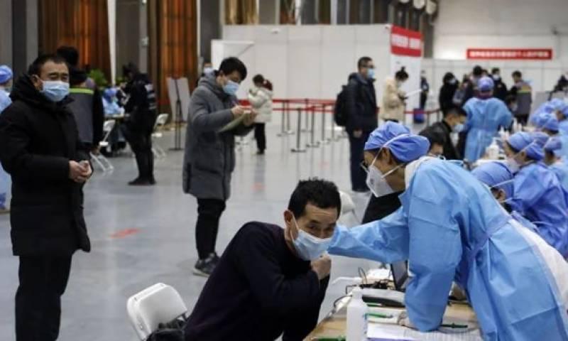 برطانوی جریدے نے چینی کورونا ویکسئن کی کامیابی کا اعتراف کرلیا