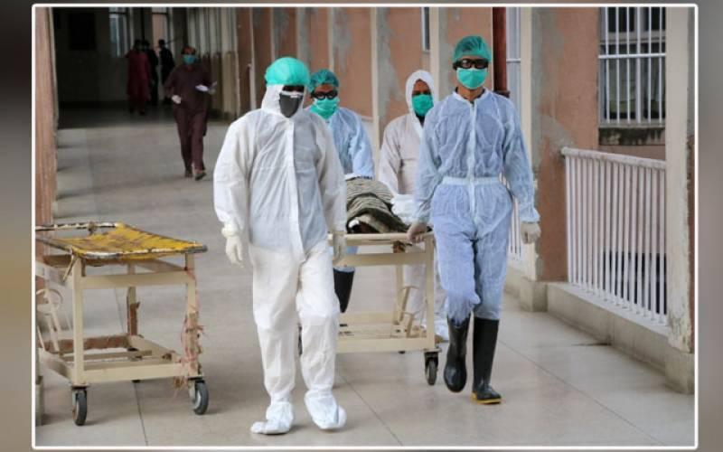 پاکستان میں کورونا سے مزید 47 افراد انتقال کرگئے