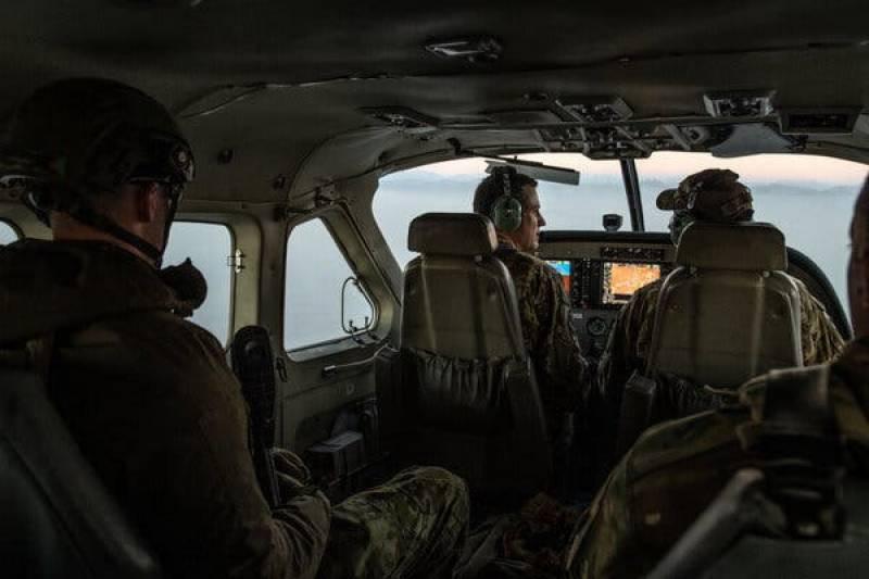 کابل پر طالبان کا قبضہ ہوا تو امریکا جنگی طیاروں سے حملہ کرے گا