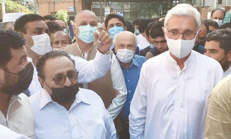 جہانگیر ترین کی گرفتاری کی ضرورت نہیں: ایف آئی اے کا عدالت میں بیان