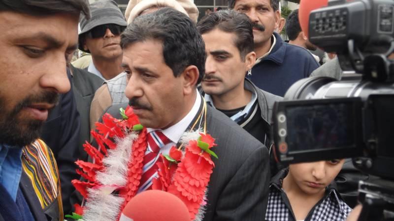 میرپور میں ٹریفک حادثہ، رکن اسمبلی صغیر چغتائی سمیت 5 افراد جاں بحق