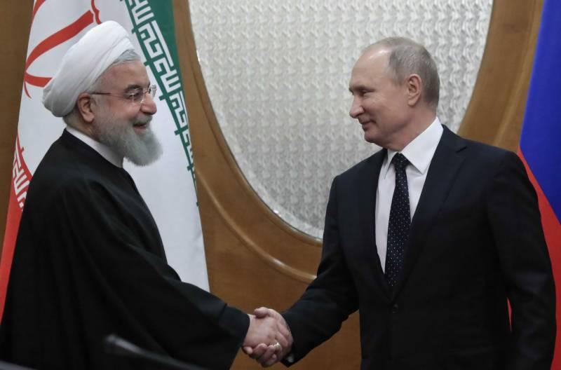 روس ایران کو جدید سیٹیلائٹ سسٹم دینے کی تیاری کر رہا ہے، واشنگٹن پوسٹ