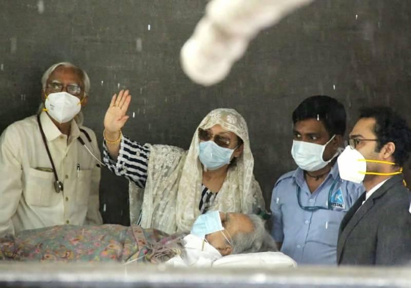 دلیپ کمار کو اسپتال سے ڈسچارج کر دیا گیا