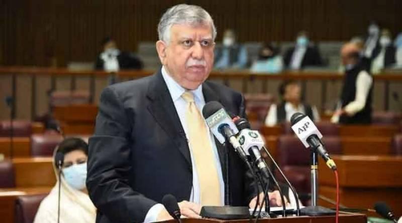 وزیر خزانہ شوکت ترین کو سینیٹر منتخب کرانے کا فیصلہ