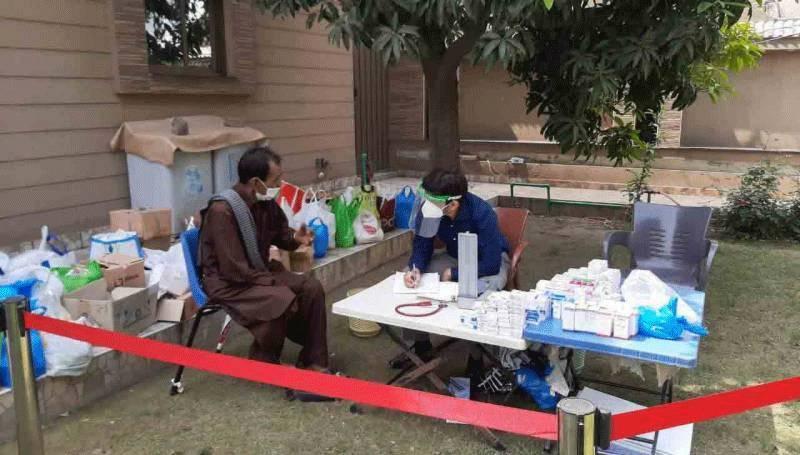 ہنجروال میں مستحق افراد کیلئے 13 جون کو 59 ویں فری میڈیکل کیمپ کا انعقاد ہو گا
