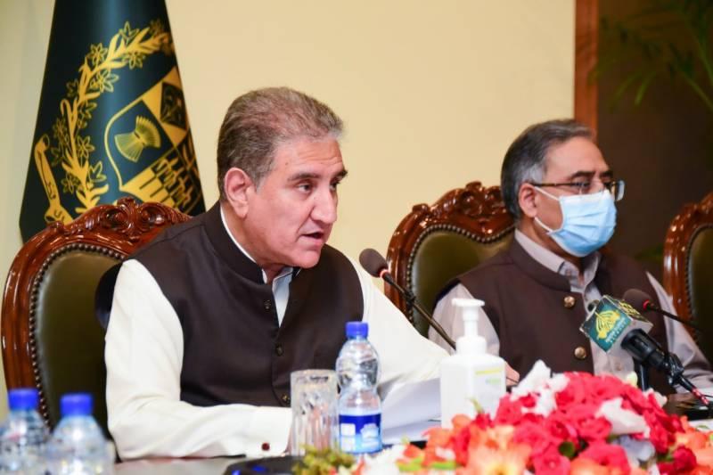 امریکا سمجھتا ہے خطے کے مسائل کا حل پاکستان کی مدد سے ممکن ہے: شاہ محمود قریشی