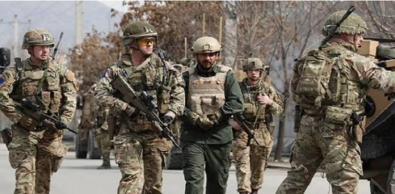 نیٹو کا افغانستان میں اپنا فوجی پروگرام ختم کرنے کا اعلان