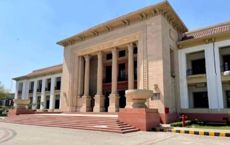 (ن) لیگ کے ناراض اراکین پنجاب اسمبلی نے ایوان میں الگ نشستوں کا مطالبہ کر دیا