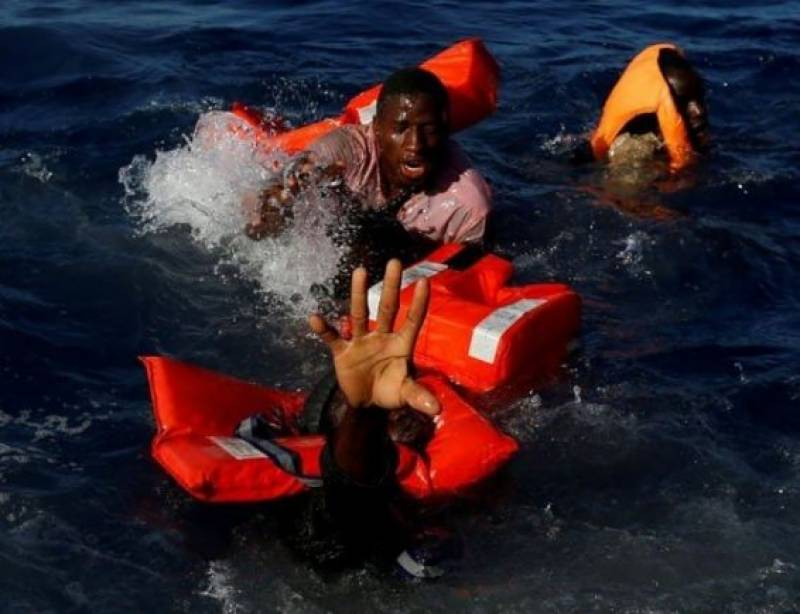 یمن کے ساحل پر کشتی ڈوبنے سے 150 تارکین وطن ہلاک ہوگئے