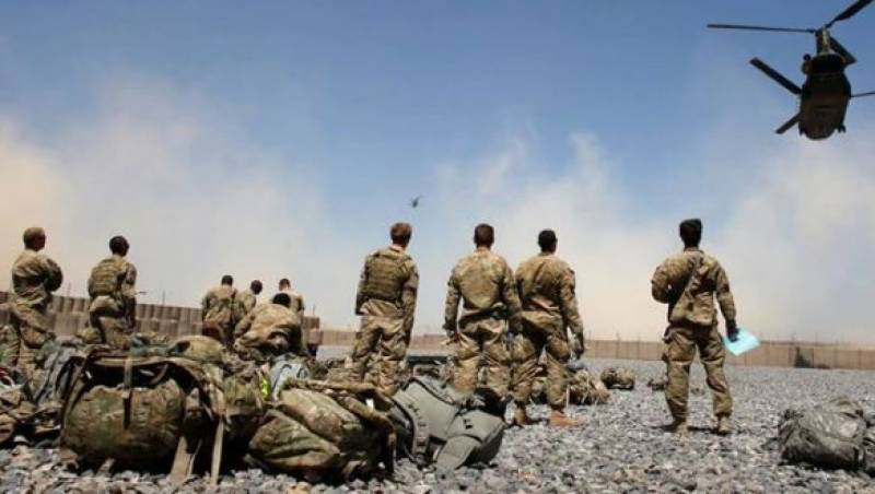 نیٹو نے افغانستان سے انخلا کے بعد افغان فوجیوں کی ٹریننگ کیلئے خلیجی ملک قطر سے فوجی اڈہ مانگ لیا