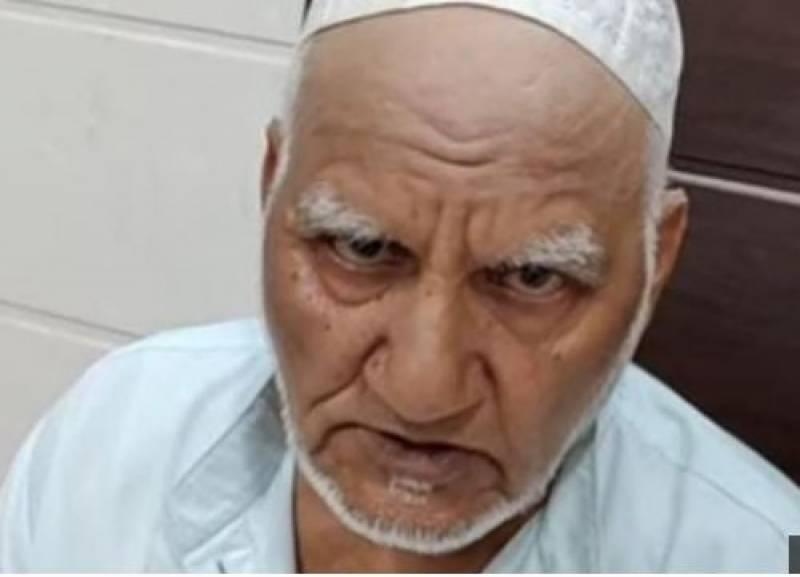 بھارت میں انتہا پسندوں نے معمر مسلمان کی داڑھی کاٹ ڈالی ، ویڈیو وائرل