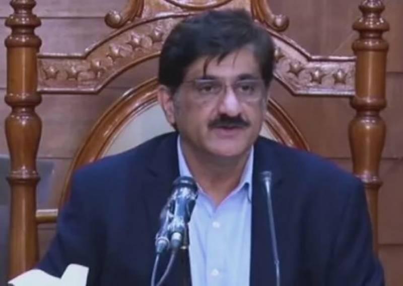 پانی پر پنجاب سے کوئی شکوہ نہیں ہے، وزیراعلیٰ سندھ