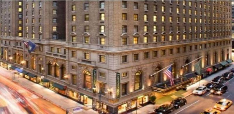 اقتصادی رابطہ کمیٹی اجلاس، روز ویلٹ ہوٹل واجبات کی ادائیگی کیلئے گرانٹ منظور