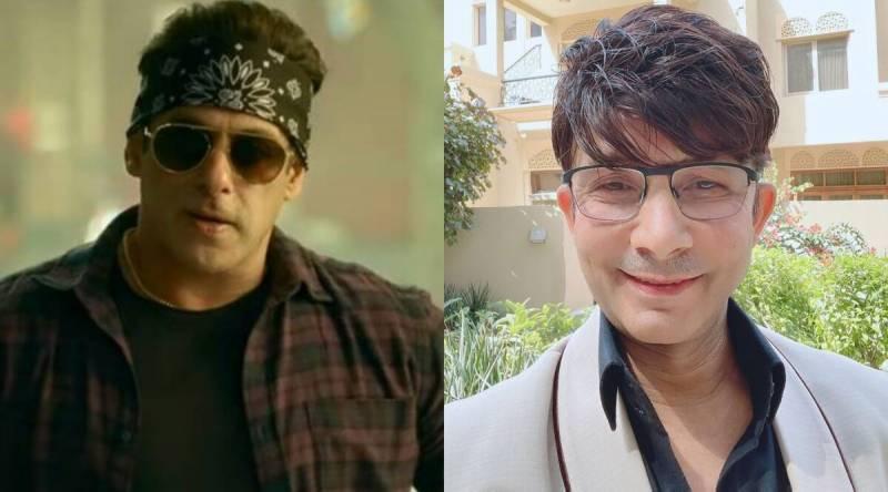 فلم ''رادھے'' کی ناکامی کو کمال خان نے اپنی کامیابی قرار دیدیا