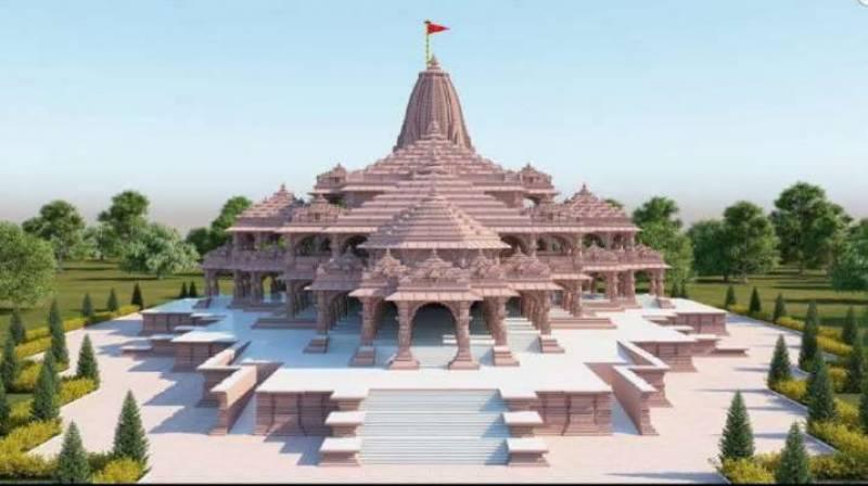 بھارت، رام مندر کی تعمیر میں بدعنوانی کا انکشاف، اپوزیشن کا انکوائری کا مطالبہ