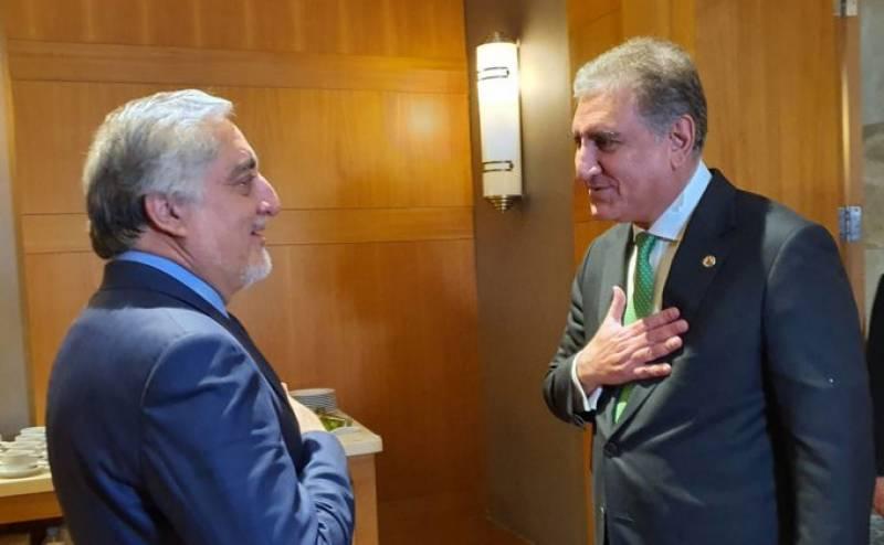 امن مخالف قوتوں کی پسپائی کیلئے بین الافغان مذاکرات کا نتیجہ خیز ہونا ناگزیر ہے، وزیر خارجہ