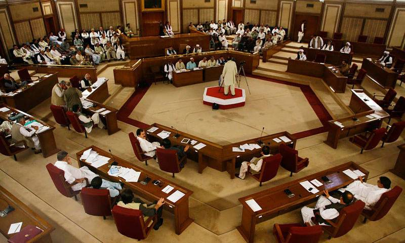 اپوزیشن کے شدید احتجاج کے باوجود بلوچستان کا مالی سال 22-2021 کا بجٹ پیش