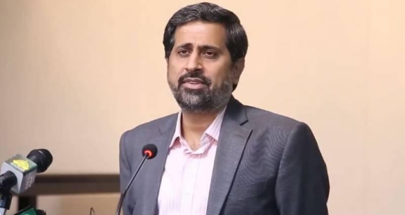 حسن مرتضی کی تنقید، فیاض چوہان کی سیاسی زندگی کا پہلا واک آؤٹ