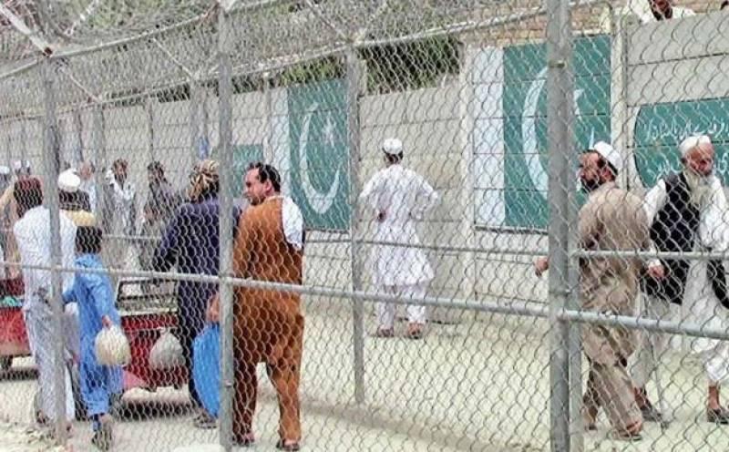 این سی او سی نے افغانستان سے پیدل آمدورفت پر پابندی عائد کر دی