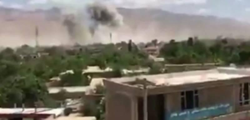 افغانستان میں طالبان اور سیکورٹی فورسز میں کئی گھنٹے سے جھڑپوں کا سلسلہ جاری