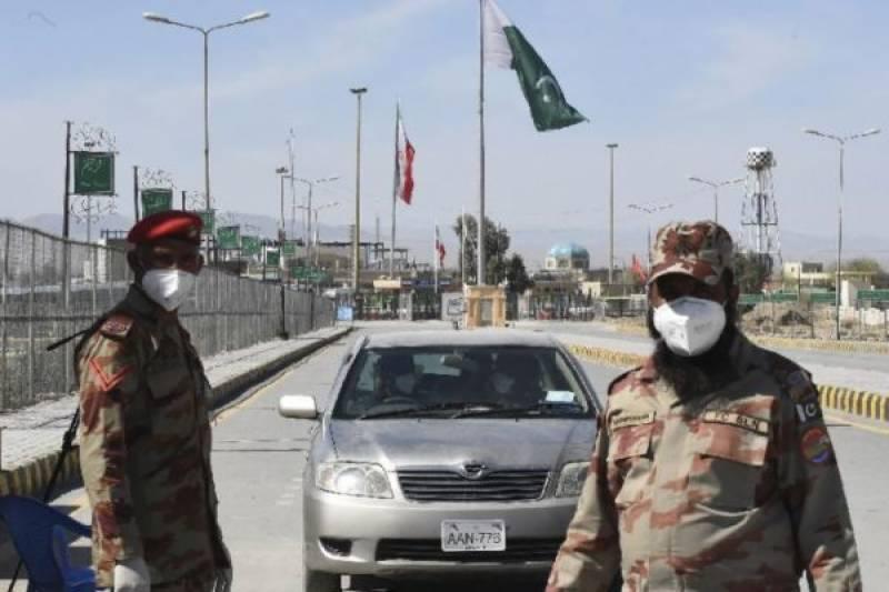 افغانستان میں کورونا میں اضافہ،باب دوستی پیدل آمدورفت کیلئے بند