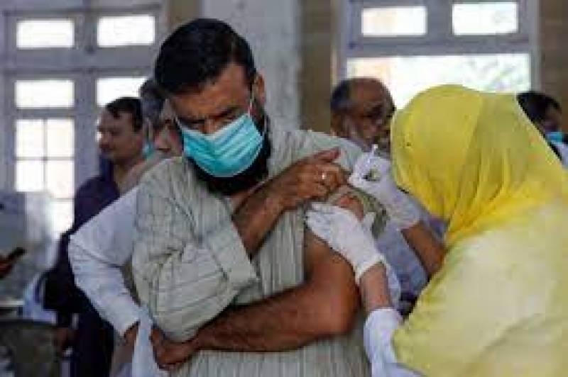 پاکستان میں کورونا مثبت کیسز کی شرح 2.14 فیصد تک گرگئی