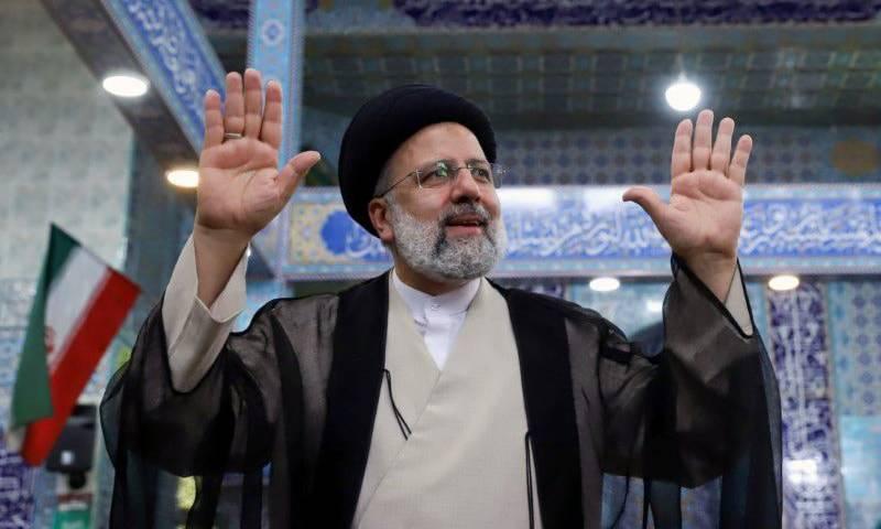 ابراہیم رئیسی ایران کے صدر منتخب