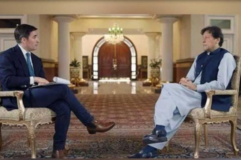 امریکا کو فوجی اڈے نہیں دیں گے ، عمران خان کا واضع اعلان