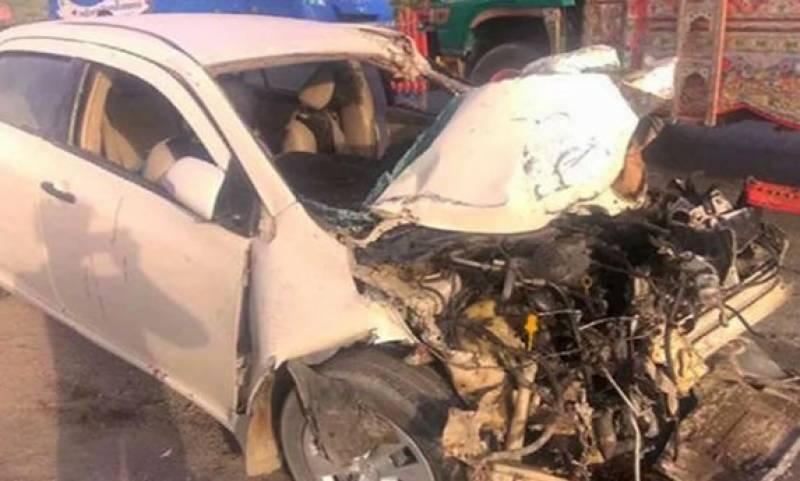 رواں سال کے چھ ماہ میں ٹریفک حادثات میں 200 سے زائد افراد ہلاک ہوگئے